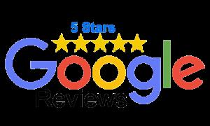 5 star reviews on GMB